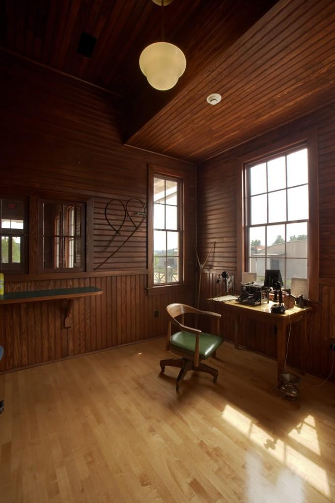 Morganton Depot Historic Preservation Hagersmith