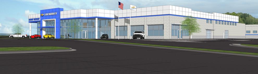 Bobby Murray Chevrolet >> Bobby Murray Chevrolet - HagerSmith Design, PAHagerSmith Design, PA