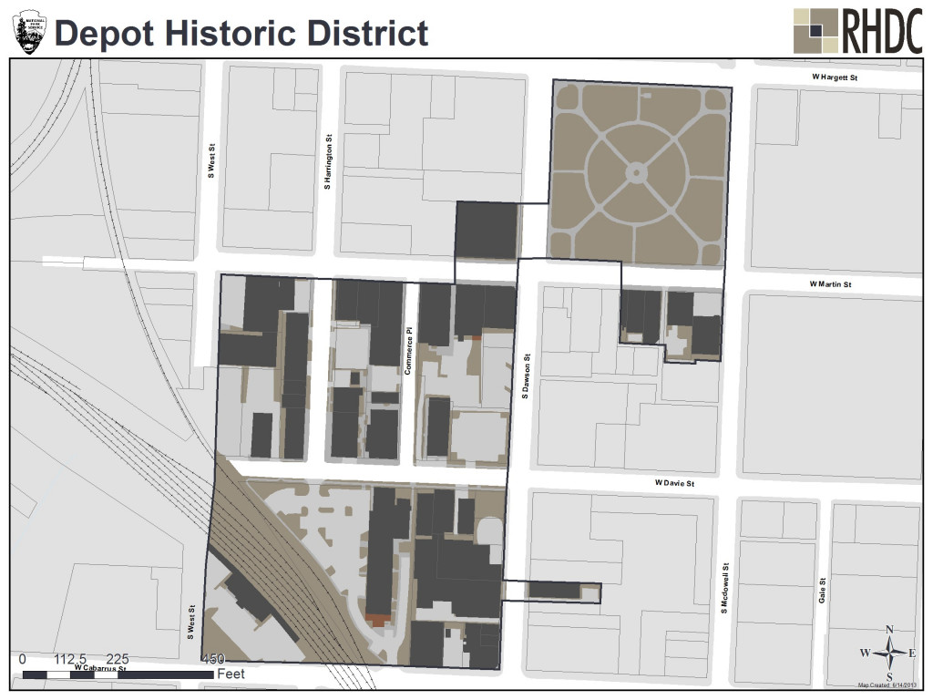 Photo Courtesy of the Raleigh Historic Development Commission