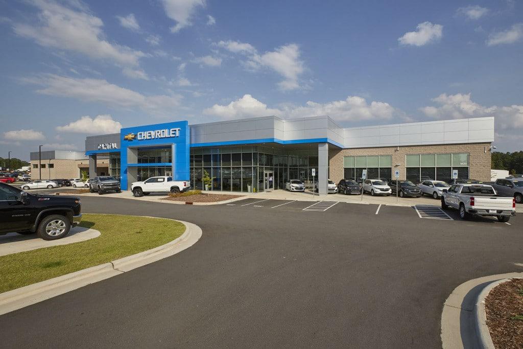 Capital Chevrolet Hagersmith