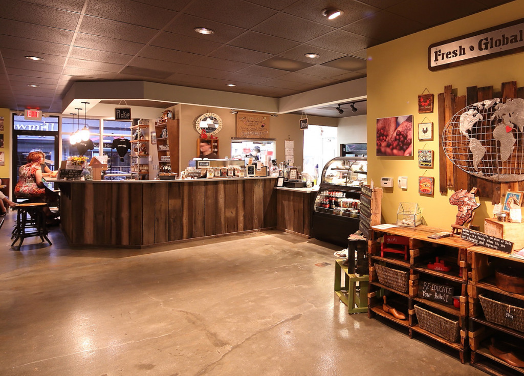 Restaurant Architecture Sola Coffee