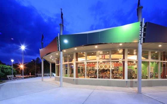 Chavis Park Carousel House