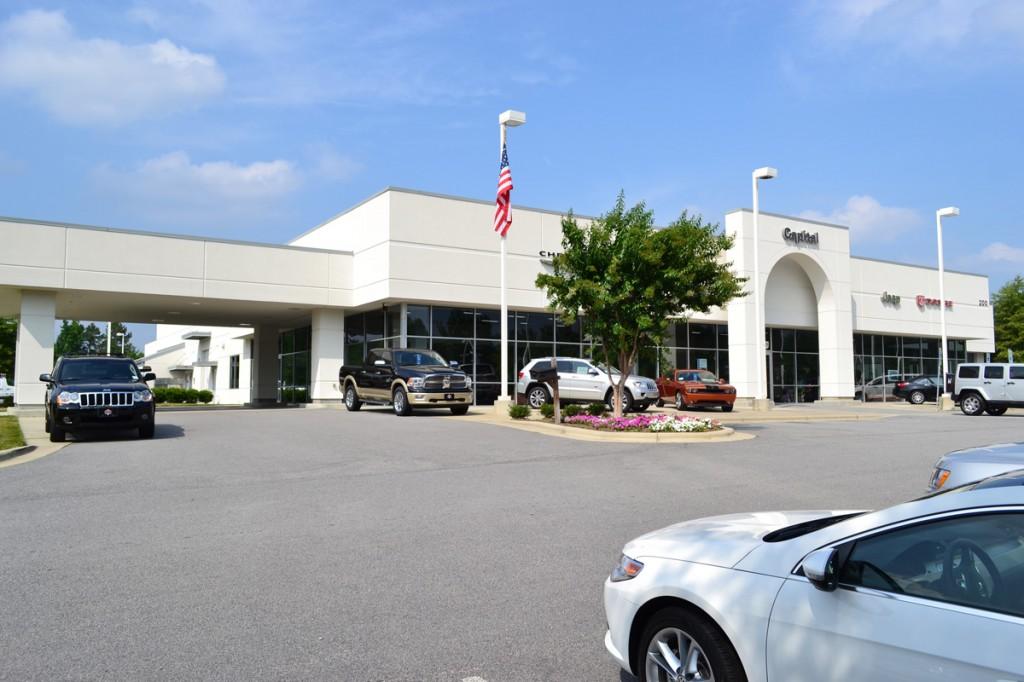 Captivating Capital Chrysler Jeep Dodge