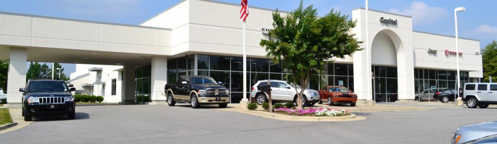 Capital Chrysler Jeep Dodge