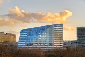 The Edge Smart Building HagerSmith Design