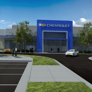 HagerSmith_Chevrolet Dealership