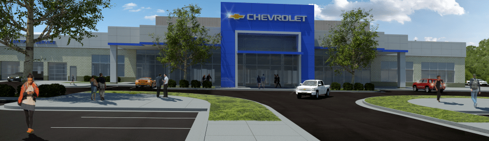 New Chevrolet Dealership Breaks Ground in Wake Forest