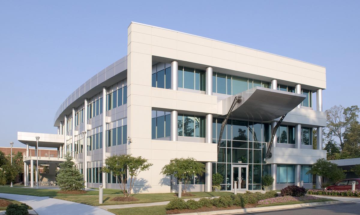 Corporate Architecture: Epic GamesHagerSmith Design, PA