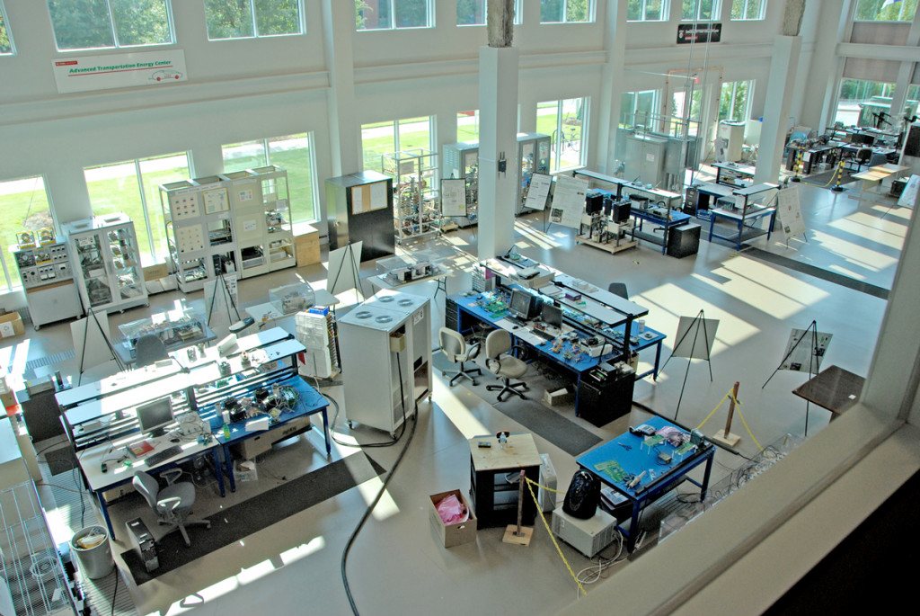 Research Amp Technology Architecture Freedm Center At