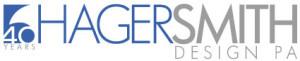 HagerSmith 40th Anniversary Logo