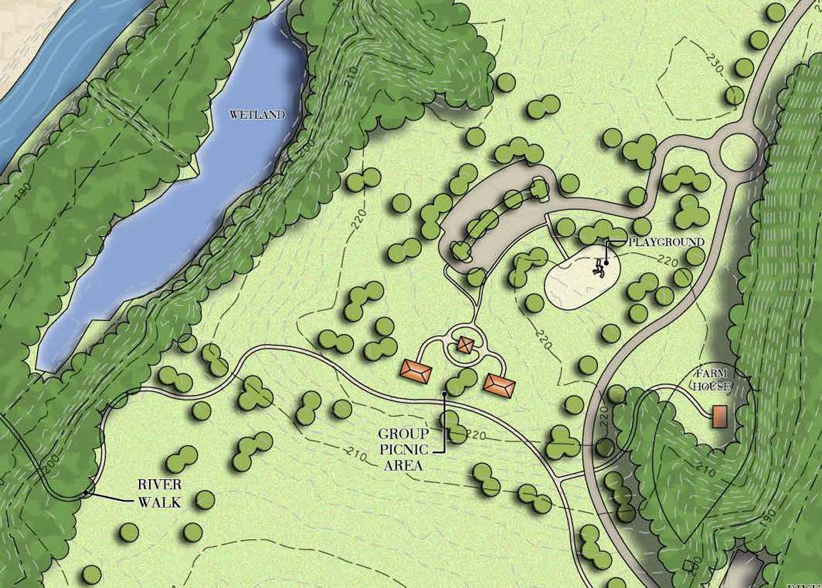 Horseshoe Farm Park Master Plan