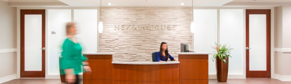 Nexsen Pruet Interior Design Project Debut