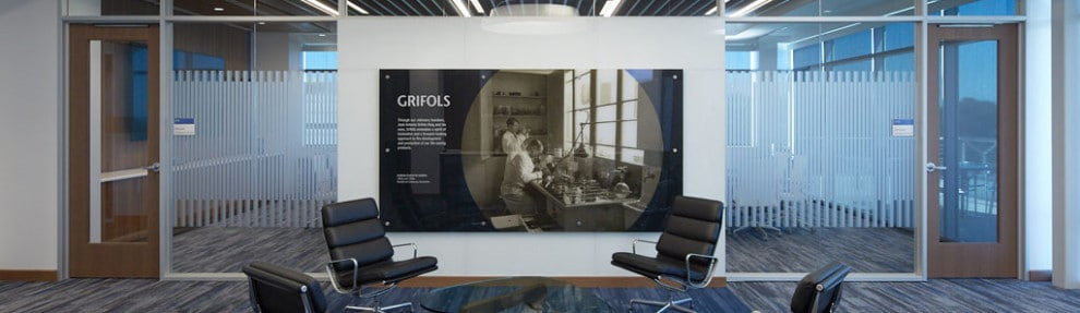 Grifols E750 Office Building