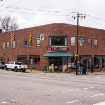 """New """"Parkside"""" Restaurant Opens in Historic Building"""